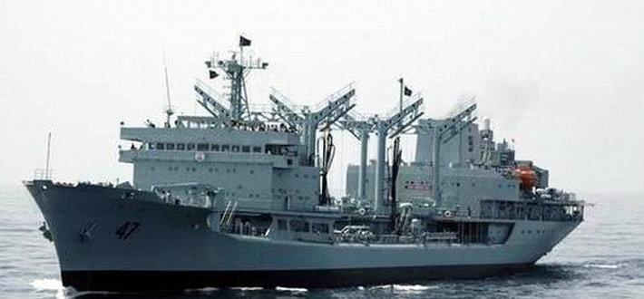 A47 纳色尔号补给船