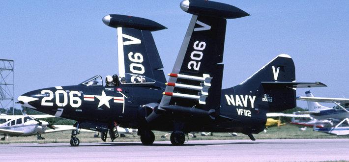 F9F战斗机