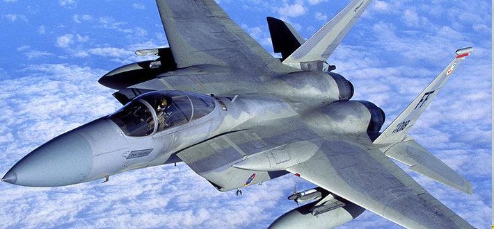 """F-15""""鹰"""""""