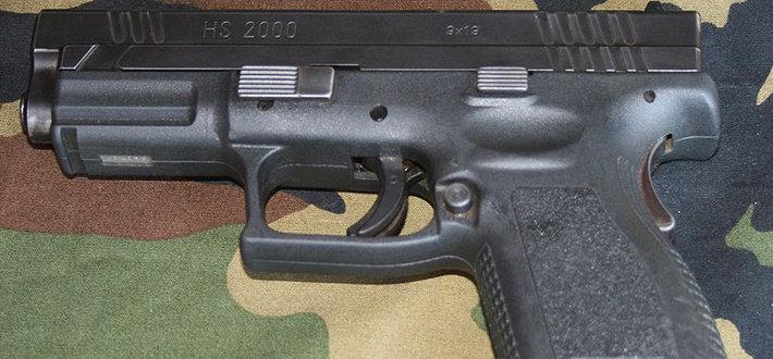 9毫米HS2000手枪