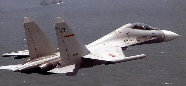 """苏-30/苏-33""""侧卫"""""""