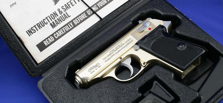 瓦尔特PPK手枪