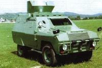 ABI装甲车