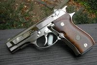 勃朗宁BDA380手枪