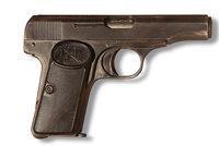 勃朗宁M1910手枪