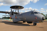 C-295中程预警机