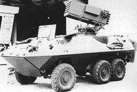 智利轮式装甲车