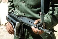FN FAL自动步枪