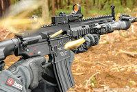赫克勒-科赫HK 416自动步枪