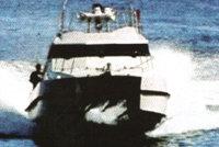 拦截级巡逻船