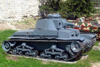 LT-35轻型坦克