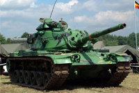 M60A3主战坦克
