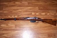 曼利夏直拉式枪机步枪