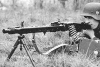 MG42机枪