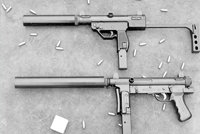 MGP-84冲锋枪