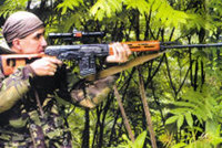 奥卡德狙击步枪