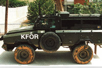 "OMC""曼巴""MkⅡ装甲运输车"