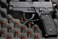 西格-绍尔P228手枪