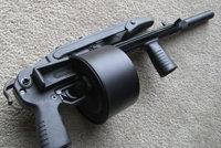Protecta转轮式霰弹枪