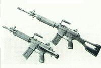 SR88A突击步枪