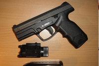 斯太尔M/S系列手枪
