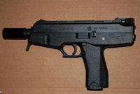斯太尔SPP手枪