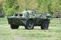 TABC装甲人员运输车