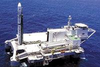 奥德赛海上发射平台